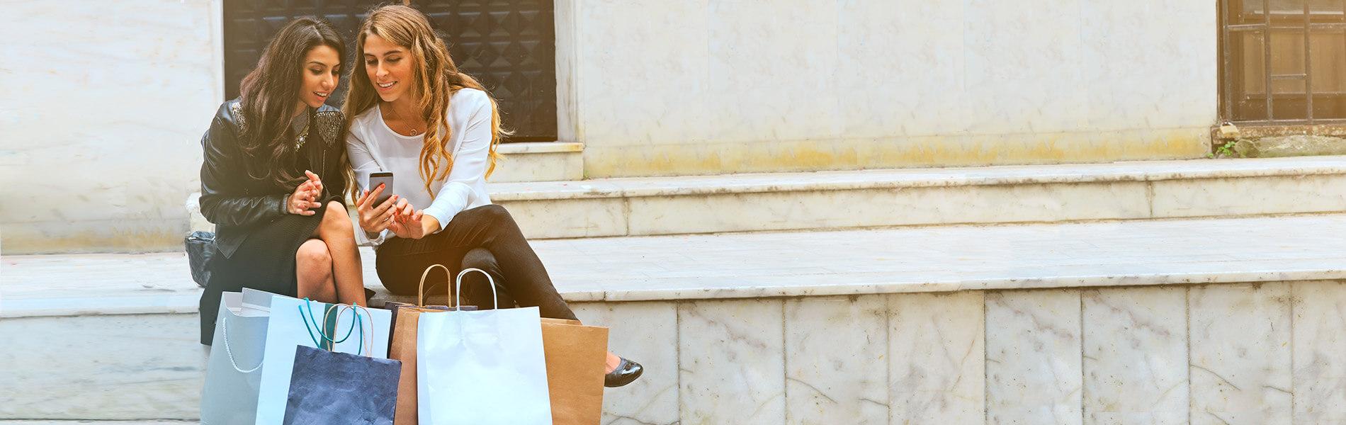 Shopping Slider