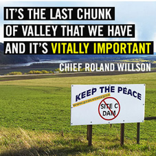 Halt the Site C Dam